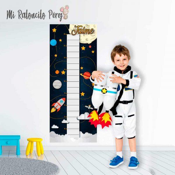Medidor Infantil espacial