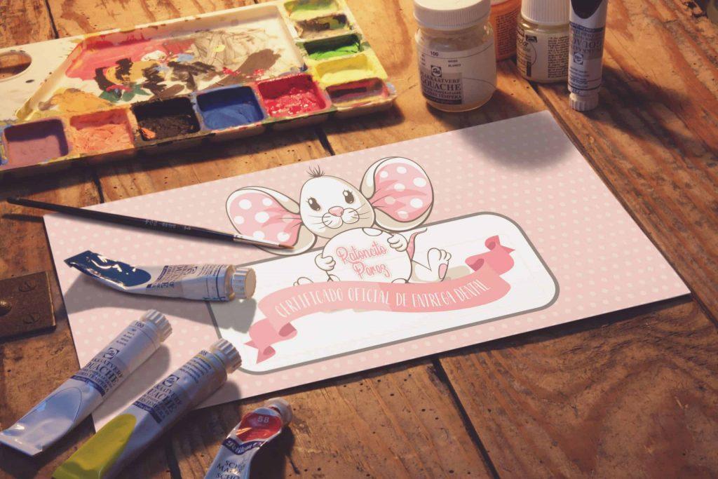 Diseño de las cartas al ratoncito pérez