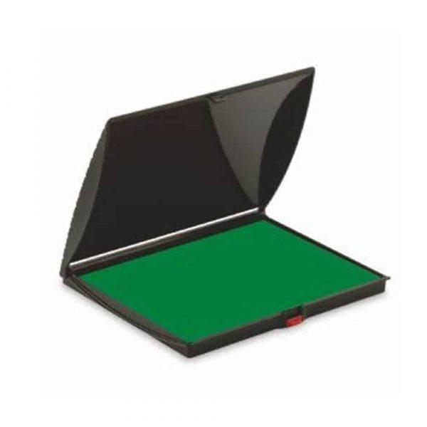tinta verde para sellos